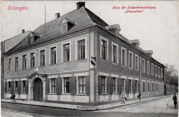 Wildensteinsches Palais in Erlangen